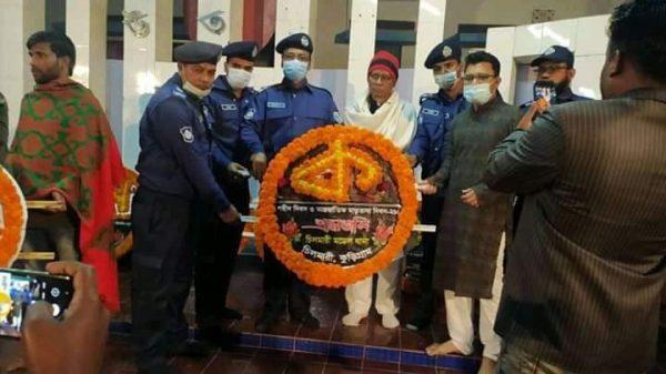 চিলমারীতে নানা কর্মসূচির মধ্য দিয়ে শহীদ দিবস ও আন্তর্জাতিক মাতৃভাষা দিবস পালিত