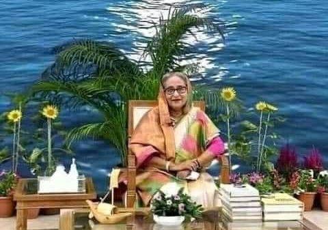 শেখ হাসিনার কারামুক্তি ছিল অবরুদ্ধ গণতন্ত্রের মুক্তি:- বাবু পূর্ণ চন্দ্র রায়