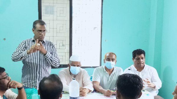 সিরাজদিখানে বিকল্পধারা বাংলাদেশ-এর বর্ধিত সভা অনুষ্ঠিত