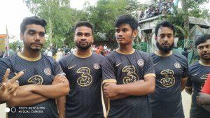 টঙ্গবাড়ীর বায়হালে মুজিব শতবর্ষ ফুটবল টুর্নামেন্টর ফাইনাল অনুষ্ঠিত