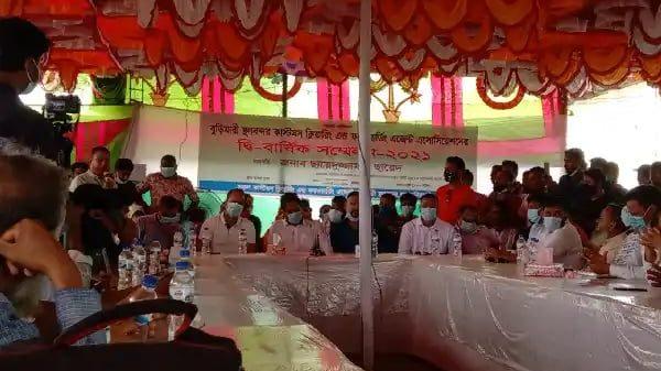 বুড়িমারী স্থলবন্দর কমিটি অনুমদোন